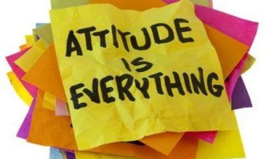Attitude in Christ